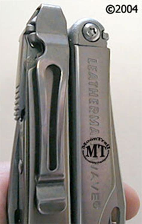 pocket clip for leatherman wave leatherman wave free ground shipping sized tools