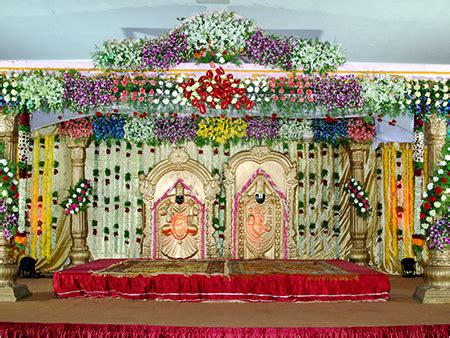 flower decoration images devotional flower decoration
