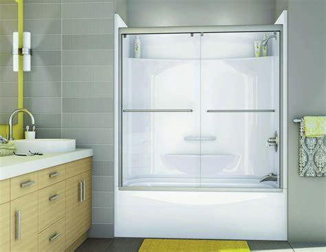 installing fiberglass bathtub fiberglass tub and shower things to consider before installing a bathtub wall surround
