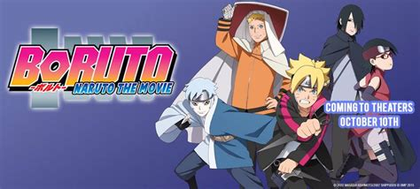film boruto full movie boruto naruto the movie screening oct 10 in na anime
