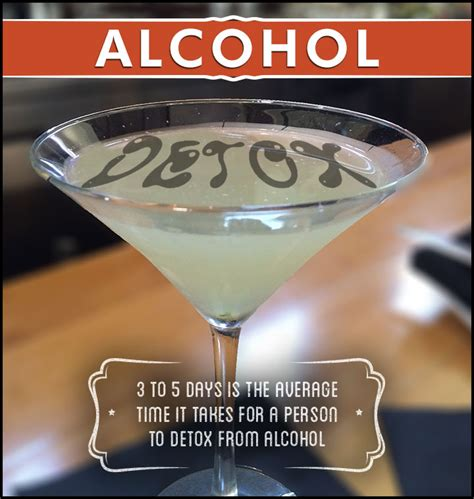 How Does It Take To Detox From Alocohol by How Does It Take To Detox From