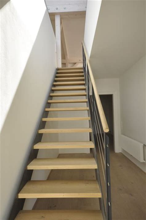 Treppe Ins Dachgeschoss by Guzzoni Immobilien Immobilien Expose Freiburg Wiehre