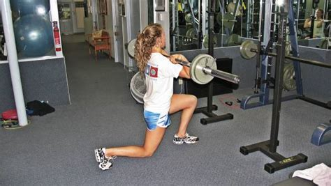 Front Rack Lunges by The Of Split Lifts In Improving Athleticism