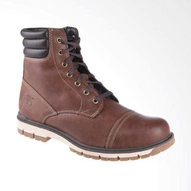Sepatu Pria Circle Folding Brown Made In 1 jual timberland radford 6 quot cap toe sepatu boot pria brown harga kualitas terjamin