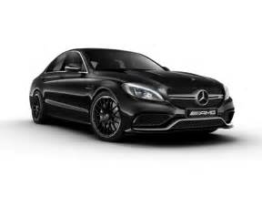 new mercedes amg c class c63 4dr auto petrol saloon for