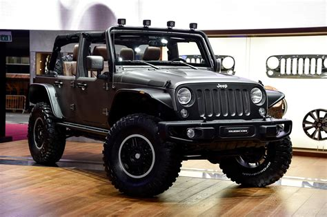 new jeep wrangler concept jeep wrangler stealth concept storms paris france
