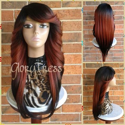 ombre hair weave african american 1000 ideas about wigs african americans on pinterest