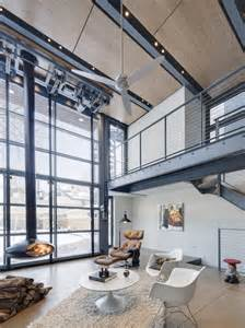 modern interior industrial design home decor
