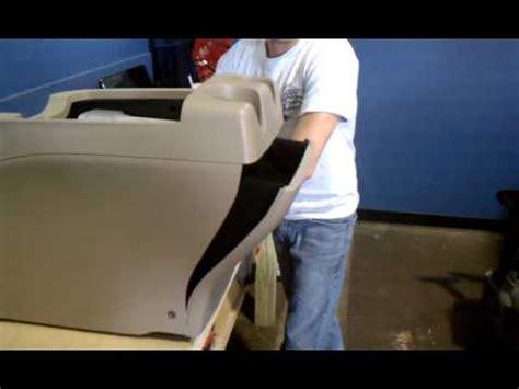Secret compartment F-150 console - YouTube F 150 2013