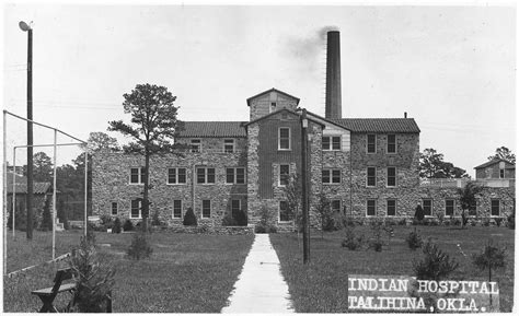 Free Records Search Oklahoma File Indian Hospital Talihina Oklahoma Nara 285387 Jpg Wikimedia Commons