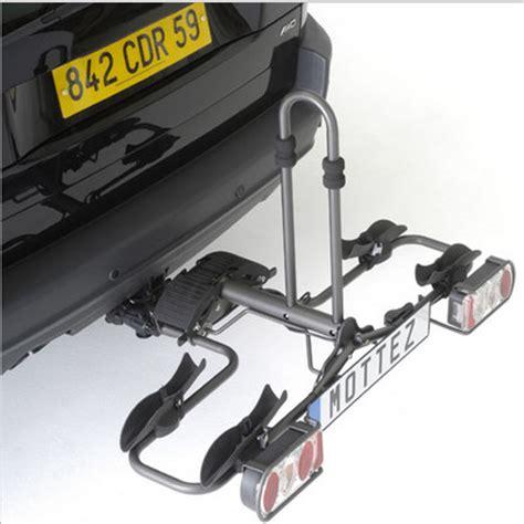 porte velo pour voiture decathlon porte v 233 lo pliable et rabattable 2 v 233 los mottez