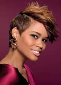 Short choppy black women haircut thirstyroots com black hairstyles