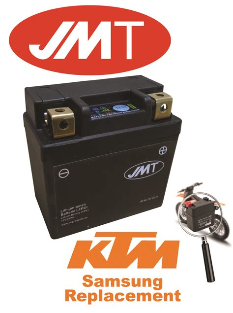 Ktm 450 Exc Battery Larsson News Article