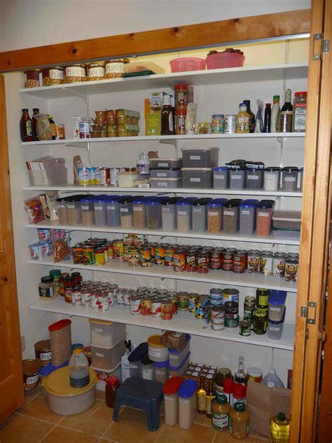 the most awesome along with attractive 6 pantry shelves