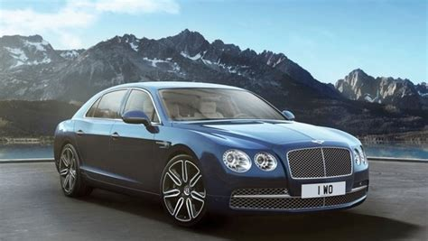 bentley flying spur 2017 blue 2017 bentley flying spur limited edition by mulliner