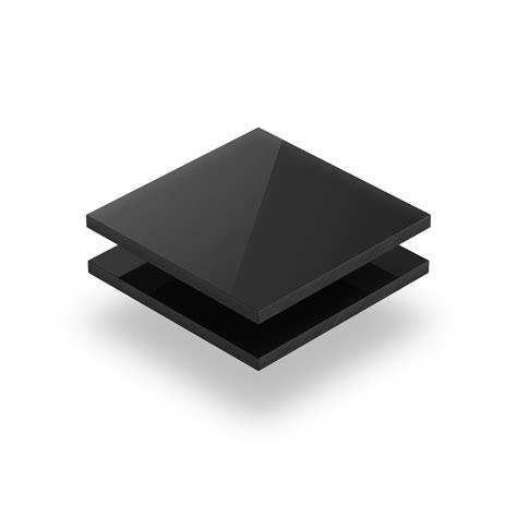 Polycarbonat Platte Polieren by Acrylglas Platten Schwarz 4 Mm Zuschnitt Nach Ma 223 Kaufen