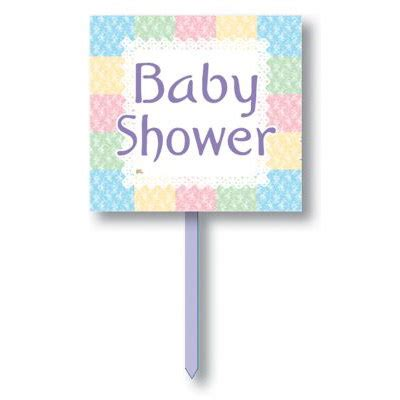 Baby Shower Yard Signs by Vintage Nursery Baby Shower Yard Sign Baby Shower Yard