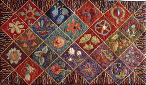 smith rug hooking patterns patterns by artist smith