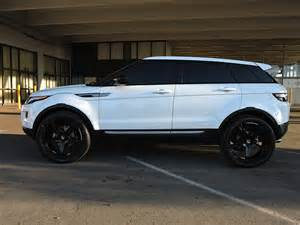 range rover evoque wheel service