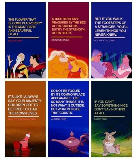 film disney quotes cool disney movie quotes quotesgram