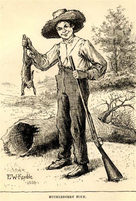 Huckleberry Finn, Chapter 1 (Full text) - Flagler Reads ... Library Flagler College