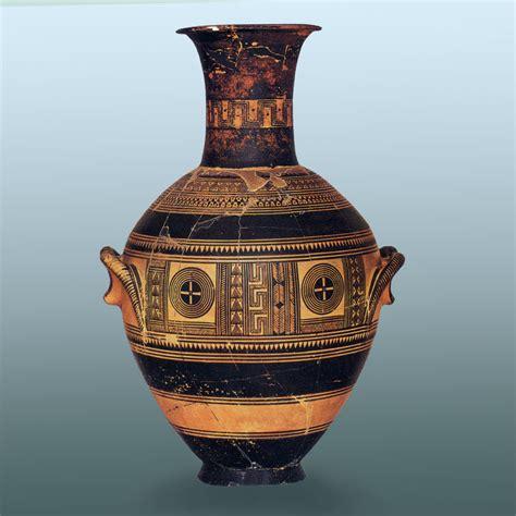 vasi antica grecia ceramica geometrica greca arte greca