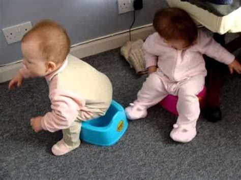 how to potty a 7 month potty 15 month mila and ian my