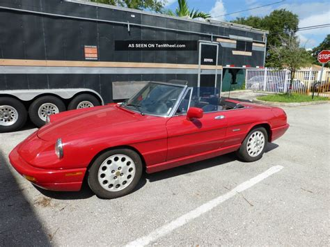 how to fix cars 1994 alfa romeo spider electronic toll collection service manual 1994 alfa romeo spider door handle repairs free download of 1994 alfa romeo