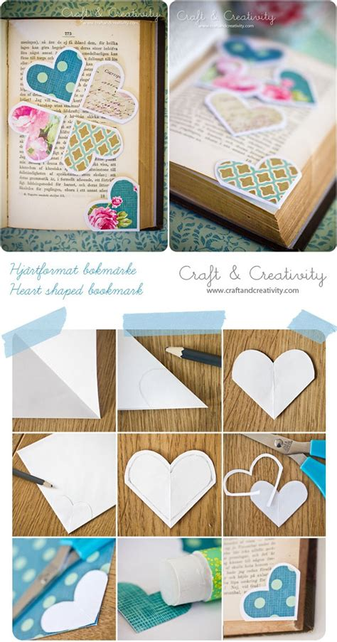 Paper Crafts Tutorials - paper crafts diy envelope bookmark tutorial