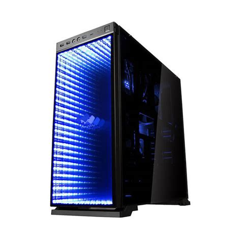 gabinete usb 3 1 gabinete gamer in win 805 infinity modular cristal