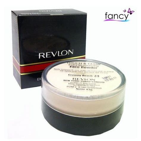 Revlon Touch Glow Powder revlon touch glow moisturizing powder 43gr bedak