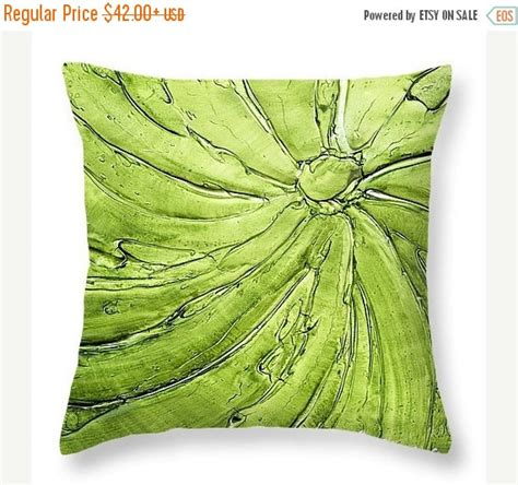 Apple Green Throw Pillows by Apple Green Lime Green Throw Pillows Covers Sets By