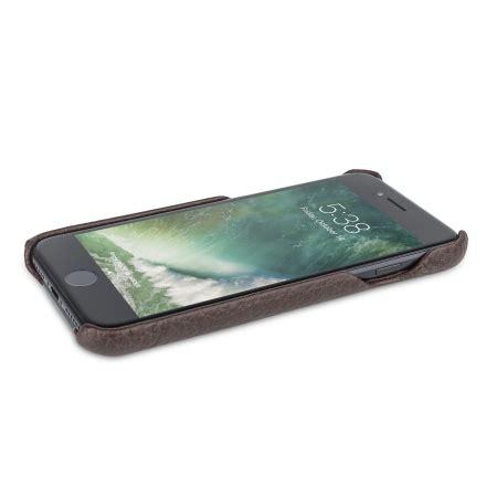 Spigen Iphone 7 Wallet S Brown Limited 1115 vaja grip iphone 7 premium leather brown birch
