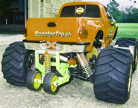 real monster truck videos a real monster truck r c tech forums