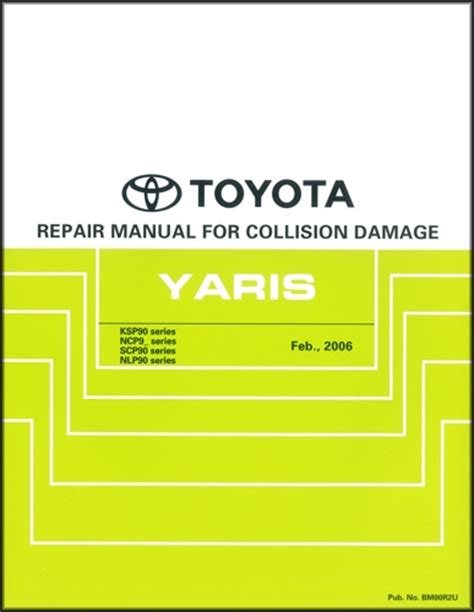 2007 toyota yaris service manual u0026 wiring diagram pdf