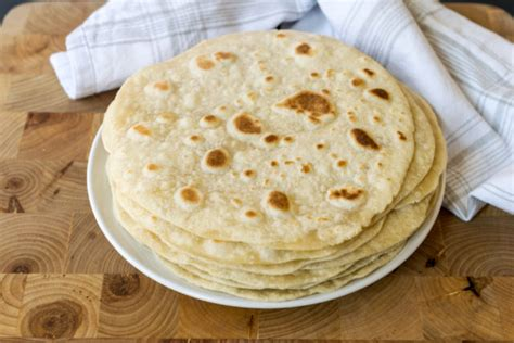 flour tortillas recipe by cooks and kid