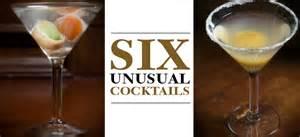 unique drinks unique cocktail recipes unusual cocktails with unexpected ingredients