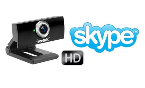 skype camara skype freetalk hd web