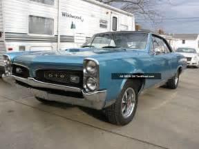 1967 Pontiac Gto Specs 1967 Pontiac Gto