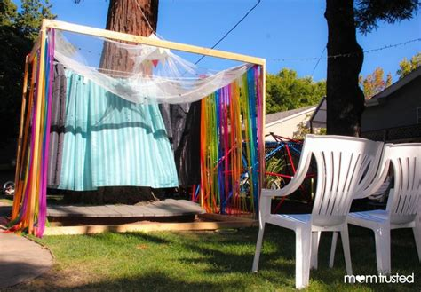 Backyard Stage Diy Theater Stage In The Backyard Get Your Children Away