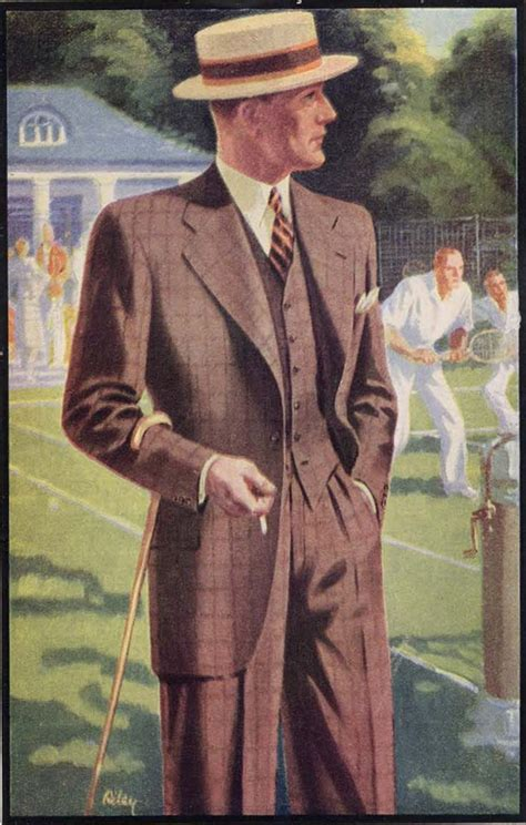a popular style of 1930s suit 765 best 1930s mens fashion images on pinterest 1930s