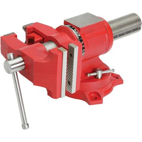 multi purpose bench vice shop fox d4074 multi purpose bench vise 5 quot