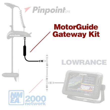motorguide gateway kit bendigo marine world