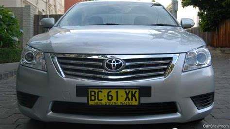 toyota aurion at x review review 2010 toyota aurion at x car review