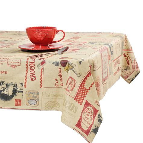 tovaglie per tavoli rotondi tovaglie per apparecchiare con fantasia in cucina o in