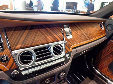 roll royce wood the rolls royce wraith quot inspired by quot collection teamspeed