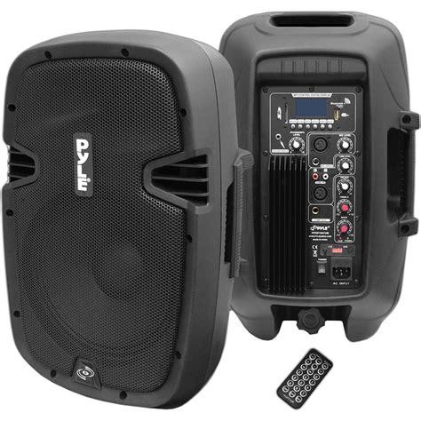 Speaker Toa 10 Watt pyle pro pphp1037ub 10 quot 700 watt powered 2 way pphp1037ub
