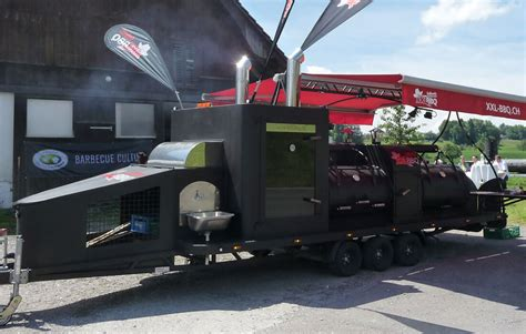 Anh Nger Mieten Uster by Barbecue Smoker F 252 R Events 30 Bis 10 000 Personen