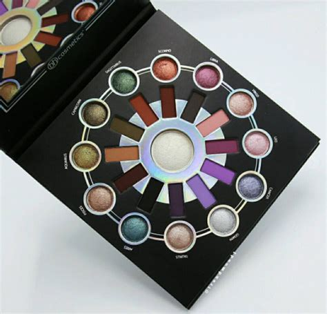 the best makeup palettes for your zodiac sign missmalini bh cosmetics zodiac palette swatches details makeup