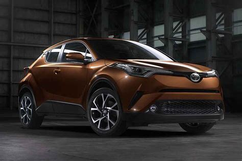 toyota chr toyota c hr trd edition previewed through leaked brochure